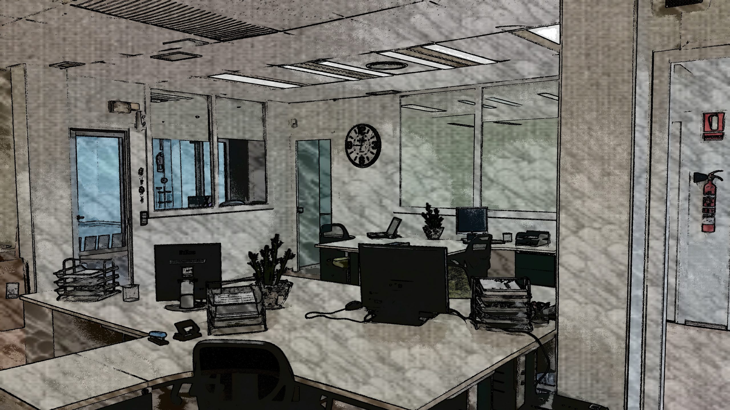 Coworking – Puesto de Trabajo